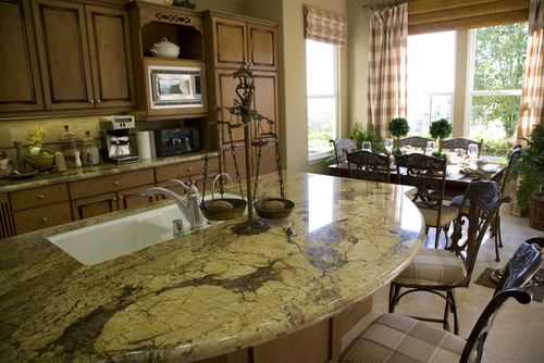 Charming Granite Countertops Installed In The Greater Seattle Area